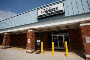 ProShots - Gun Range & Gun Store nea Winston-Salem, NC